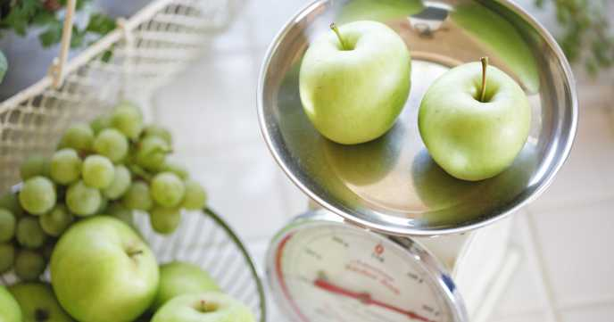 Fruit and Vegetables in a Weight Loss Diet - Weight Loss