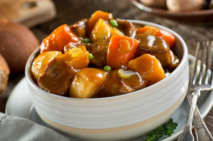 Hearty Autumnal Beef Stew