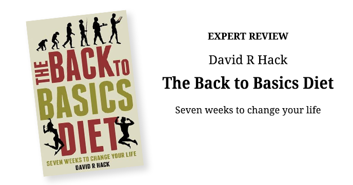 Back to Basics Diet by David R Hack
