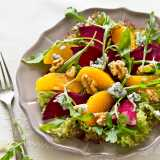 Beetroot & Clementine Salad
