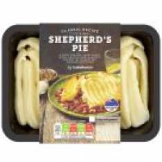 Sainsbury's Shepherds Pie, Be Good To Yourself