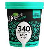 Breyers Mint Chip Ice Cream