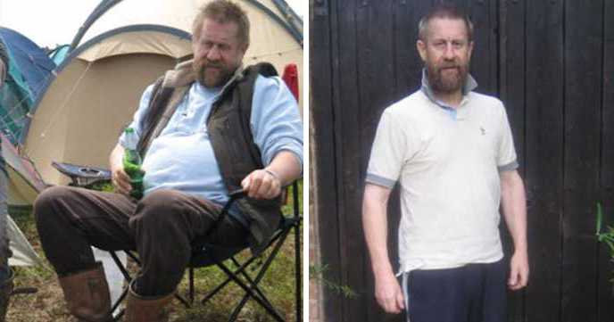 John's Weight Loss Success Story