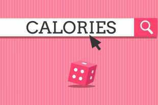 taking a chance on calories in your diet is rolling the dice