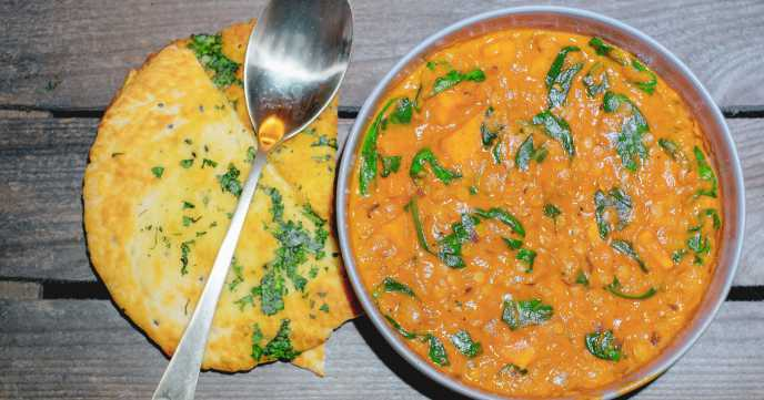 Chana Daal & Squash Curry Recipe