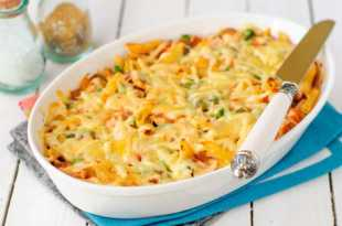 Reduced Fat Cheesy Chicken and Broccoli Bake