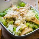 Cheat's Chicken Caesar Salad Recipe