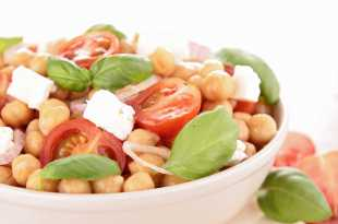 wlr's Popular Chickpea Salad Recipe