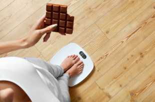 Weight Gain Inevitable? Chocolate and Scales