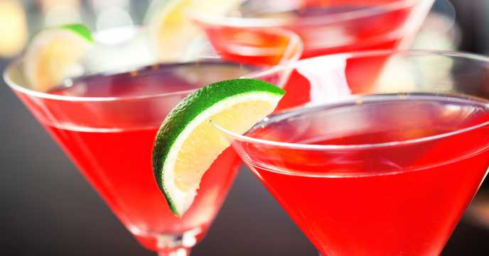 Cocktail Cosmopolitan Recipe Weight Loss Resources