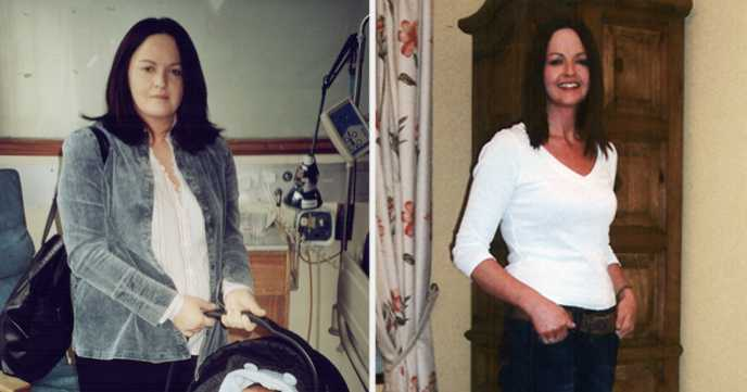 Diane's 6 Stone Weight Loss Success