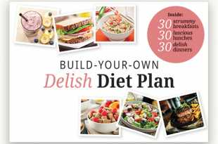 Build-Your-Own Delish Diet Plan