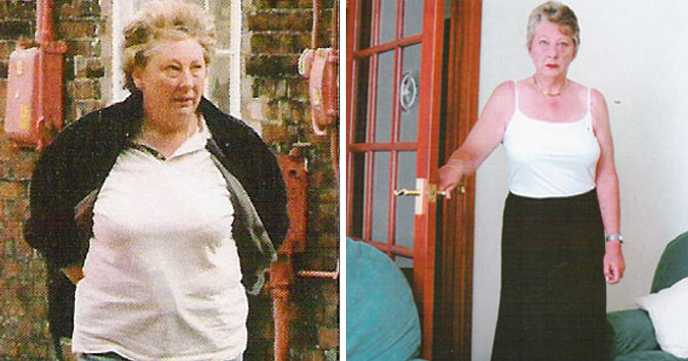 Diane's 4 Stone Weight Loss Success Story