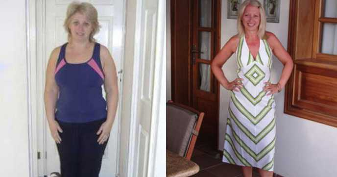 Tracey's Diet Success With wlr