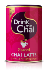 Drink Me Chai Spiced