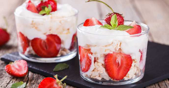 Skinny Eton Mess Recipe - Weight Loss Resources