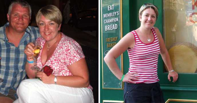 Geraldine Weight Loss Success Story