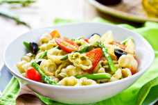 Gnocchi with Asparagus, Olives and Pesto - Weight Loss Resources