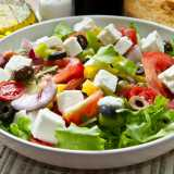 Quick and Easy Greek Salad