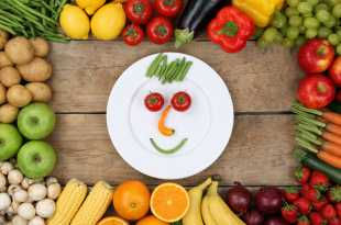 Healthy Eating Plan: Fruit and Veg