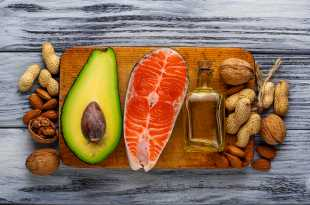 Healthy Eating Plan: Healthy fats