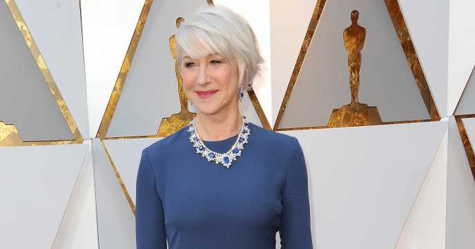 Helen Mirren's Fave 12-Minute Workout - the XBX Plan