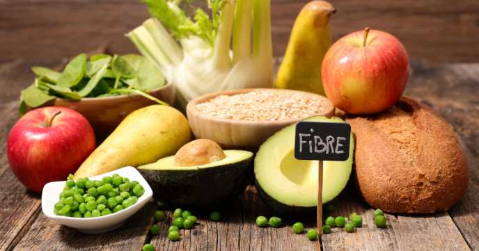 High Fibre Diet Plan 7-Day Menu
