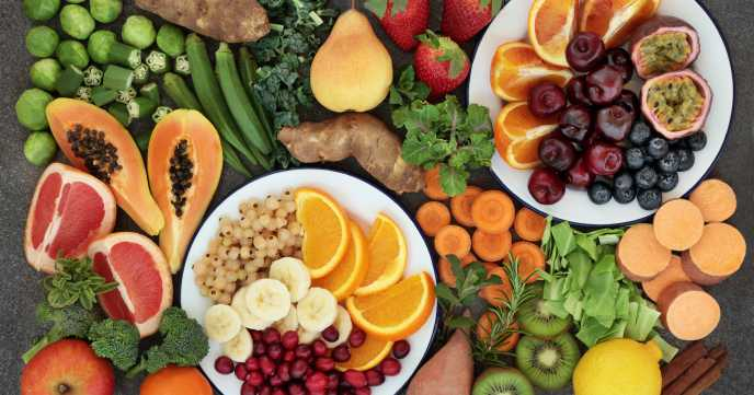 Eat High Fibre Foods for Lower Stress Levels