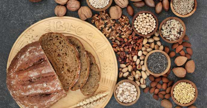 High Fibre Carbohydrate Is Great for Good Health