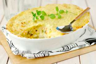 Creamy Home Made Fish Pie Recipe