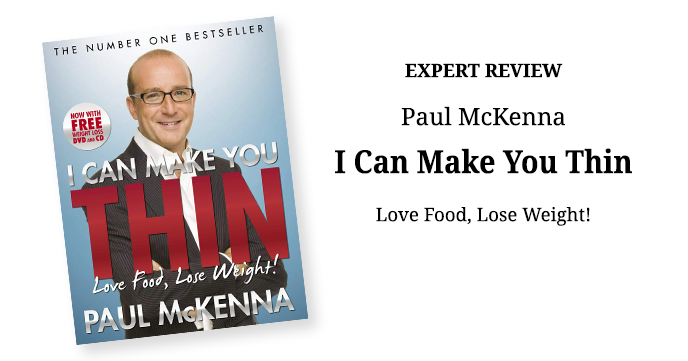 I Can Make You Thin - by Paul McKenna