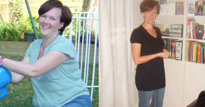 How Alison Lost Over 3 Stone with WLR