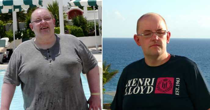 Chris' 9 Stone Weight Loss Success Story