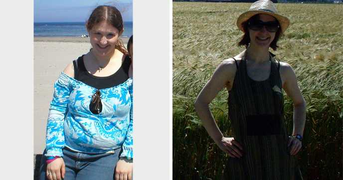 Katie's Amazing Six Stone Weight Loss Success