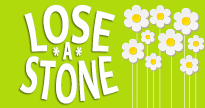 Lose a Stone for Spring Widget Header Image
