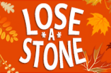 Lose a Stone for Autumn Widget Header Image