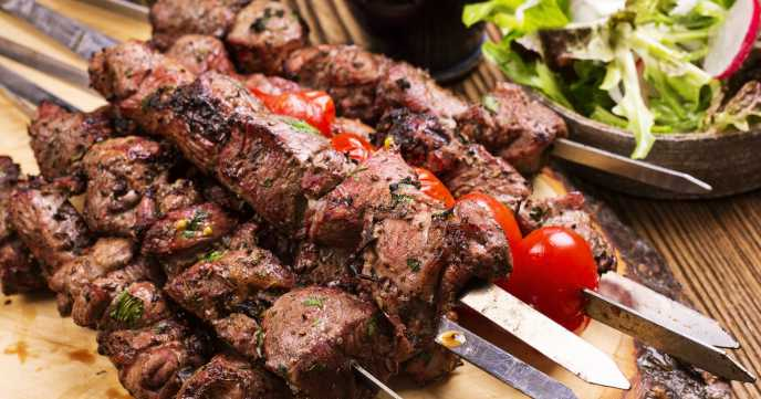 Masala Lamb Kebabs Recipe