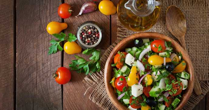 The Mediterranean Diet, Dietitian's Review - Weight Loss