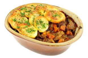 Minty Lamb Hotpot Recipe