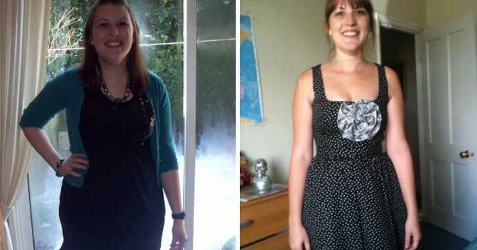 Katie's Weight Loss Success