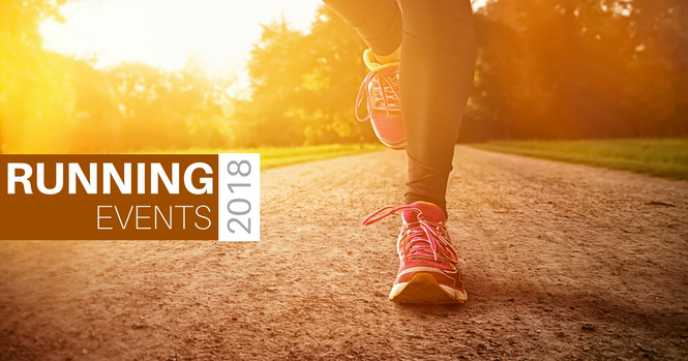 Charity Running Events 2018