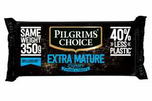 Pilgrims Choice Lighter Extra Mature Cheese