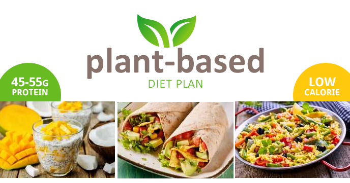 Low Calorie Plant-Based Diet Plan