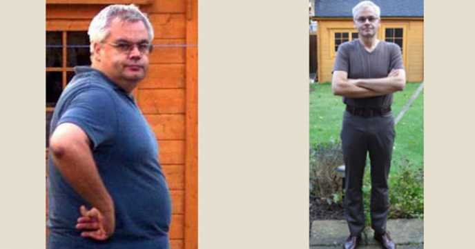 Losing 7 Stone with WLR