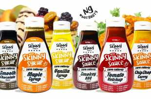 Skinny Food Sauces and Syrup