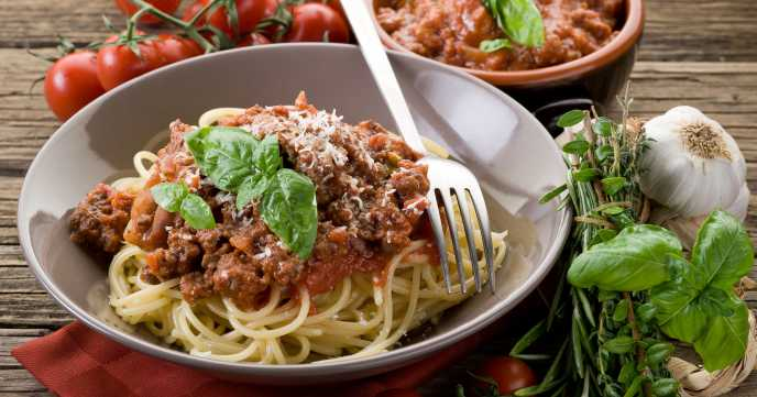 Skinny Spaghetti Bolognese Recipe Weight Loss Resources
