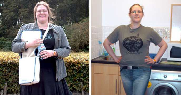 Rebecca's Calorie Counting Success Story