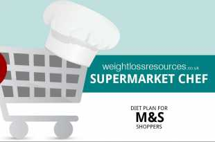 Supermarket Chefs Marks and Spencer Diet Plan