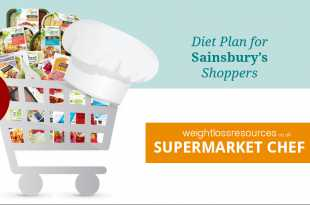 Supermarket Chefs Sainsburys Diet Plan