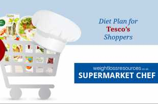 Supermarket Chefs Tesco Diet Plan